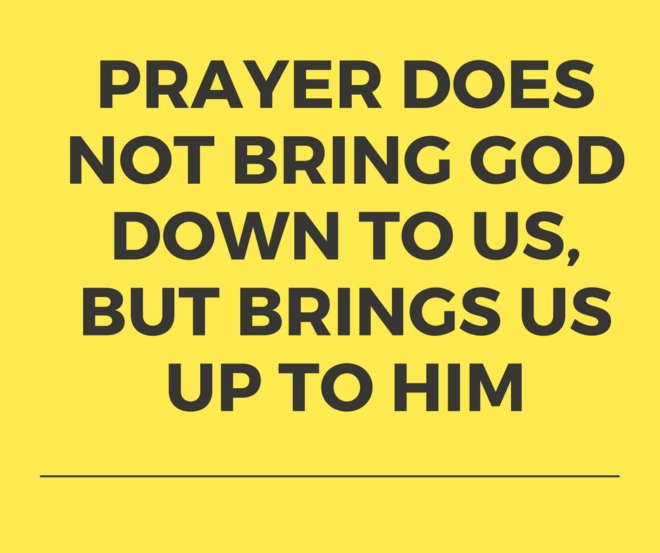 Closing Prayers For Meetings