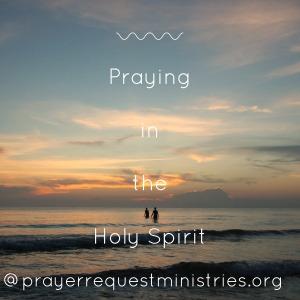 healing prayer request